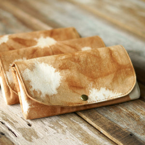 Fabric Purse - Xiapism Natural Dye