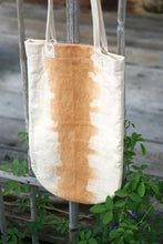 Load image into Gallery viewer, Long Canvas Tote by Xiapism Natural Dye