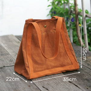 Measurement of Eco Shopping Bag - Xiapism Natural Dye