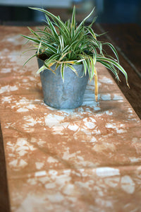 Bring a natural feel Table Runner to your home