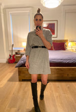 Load image into Gallery viewer, Mock Neck Dolman dress - Grey