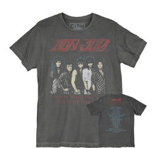 Load image into Gallery viewer, BON JOVI SLEEPERY TOUR - BLACK