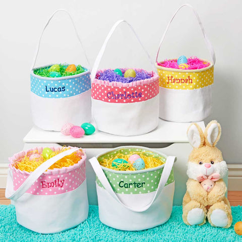 Soft and Light Easter Baskets