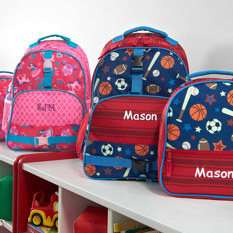 Trendsetter Backpacks and Lunch Boxes