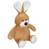 Personalized Somebunny Loves Easter Bunny - Brown, 11 Inch