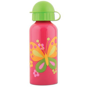 Classic Stainless Steel Kids Water Bottle - Butterfly