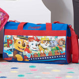 "Personalized Paw Patrol Kids Travel Duffel Bag - 18"" (Boys)"