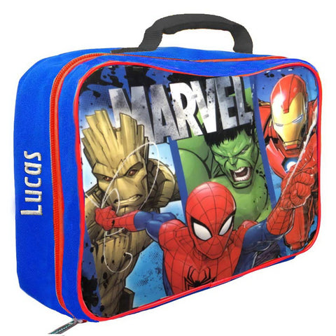 Personalized Avengers Lunch Box