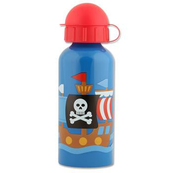 Classic Stainless Steel Kids Water Bottle - Pirate