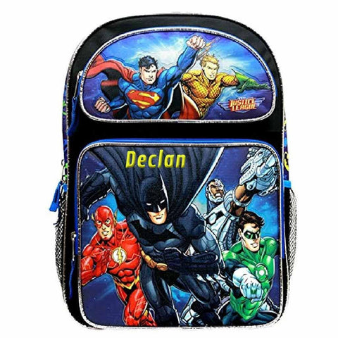 Personalized DC Comics Justice League 16