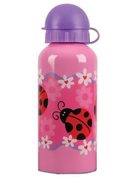 Classic Stainless Steel Kids Water Bottle - Ladybug