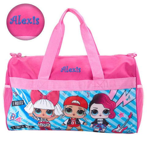Personalized LOL Surprise! Duffel Bag - 18