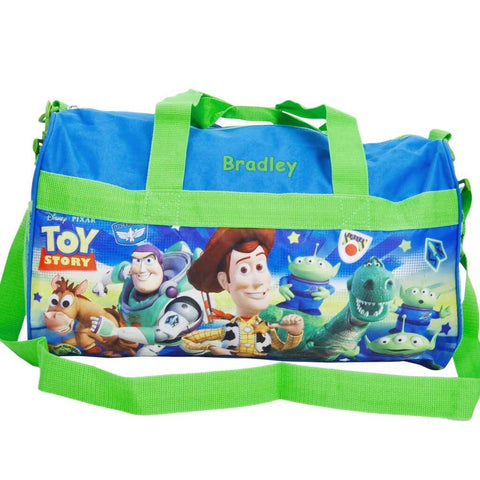 Personalized Toy Story Travel Duffel Bag - 18