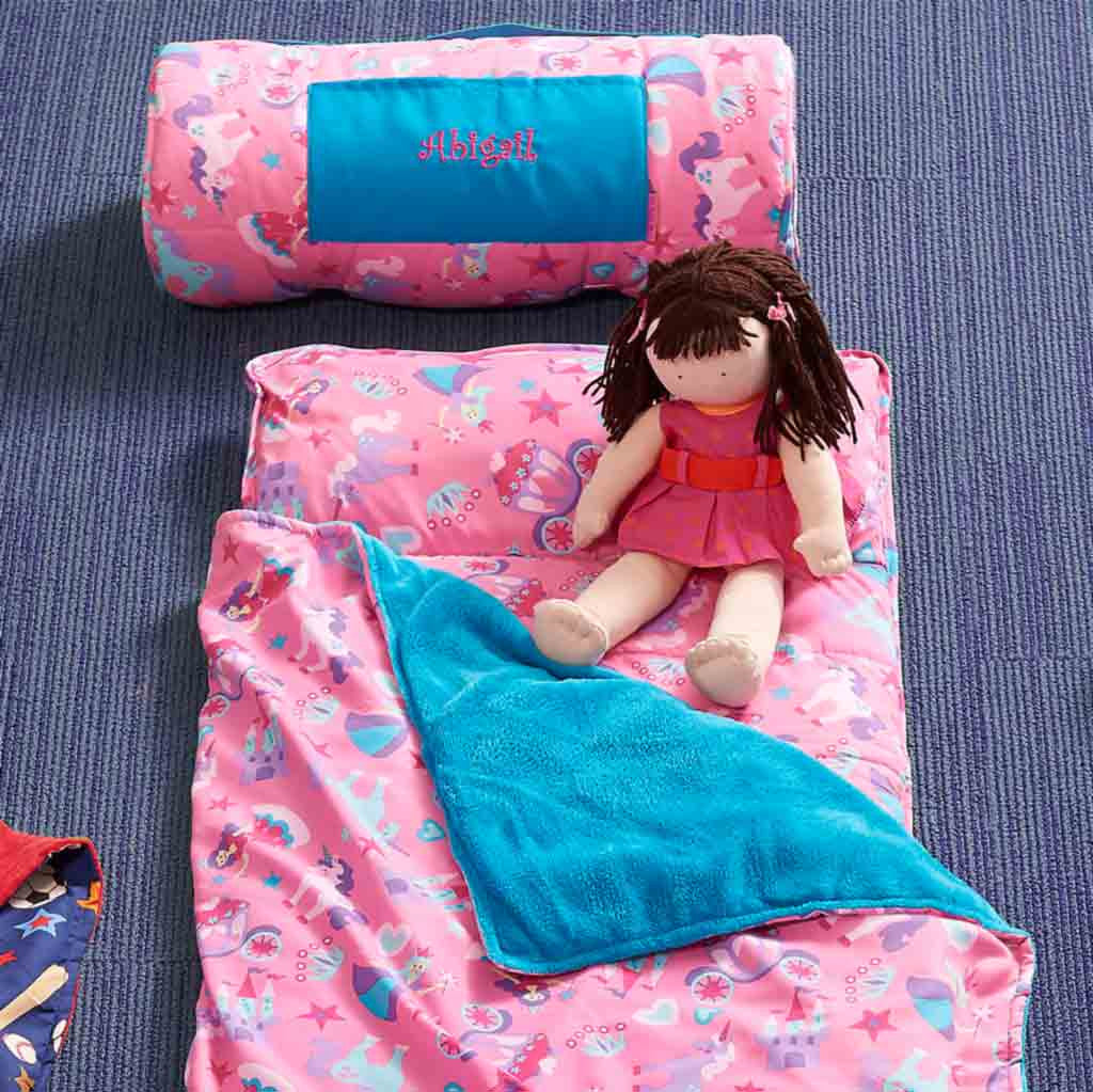 Personalized Toddler & Preschool Nap Mats - Princess