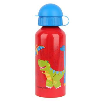 Classic Stainless Steel Kids Water Bottle - Dinosaur