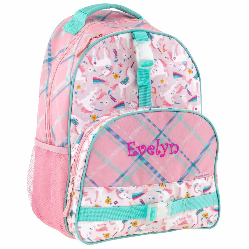 Personalized Unicorn Trendsetter Backpack