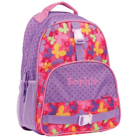 Personalized Butterfly Trendsetter Backpack