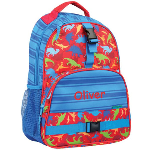Personalized Dinosaur Trendsetter Backpack