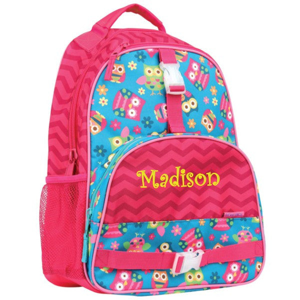 Personalized Owl Trendsetter Backpack
