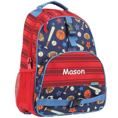 Personalized Sports Trendsetter Backpack