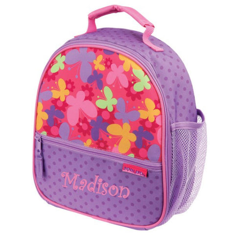 Personalized Trendsetter Butterfly Lunch Box
