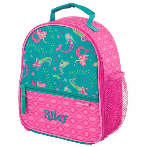 Personalized Mermaid Trendsetter Lunch Box