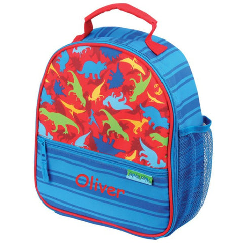 Personalized Trendsetter Dinosaur Lunch Box