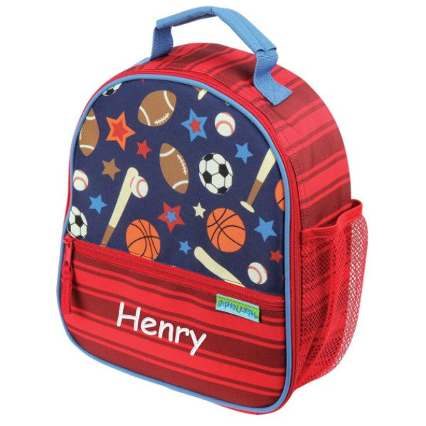 Personalized Trendsetter Sports Lunch Box