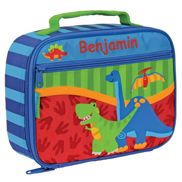 Personalized Classic Dinosaurs Lunch Box