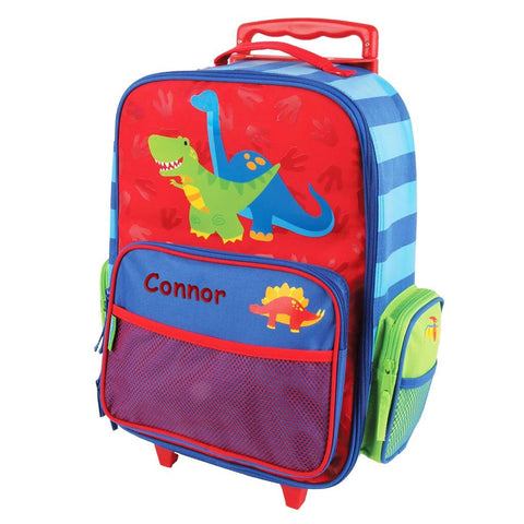 Personalized Dinosaurs Rolling Luggage