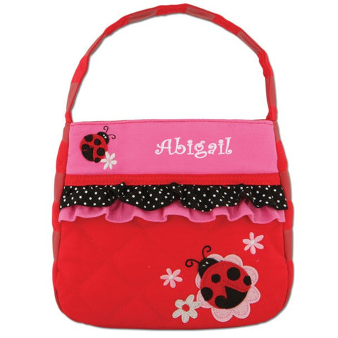Personalized Lil Lady Red Ladybug 8