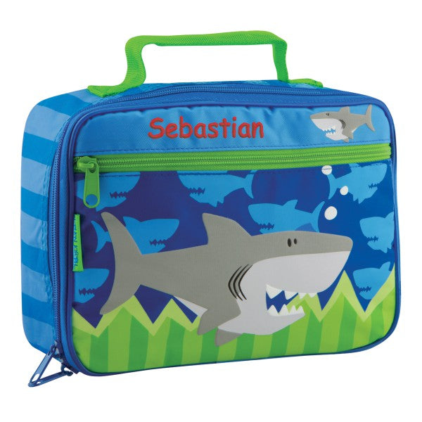 Personalized Classic Shark Lunch Box