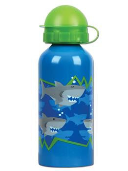 Classic Stainless Steel Kids Water Bottle - Shark