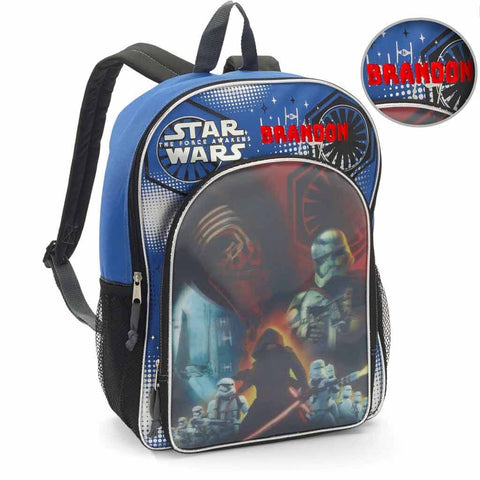 Personalized Licensed Disney Character Backpack - 16 Inch (Star Wars)