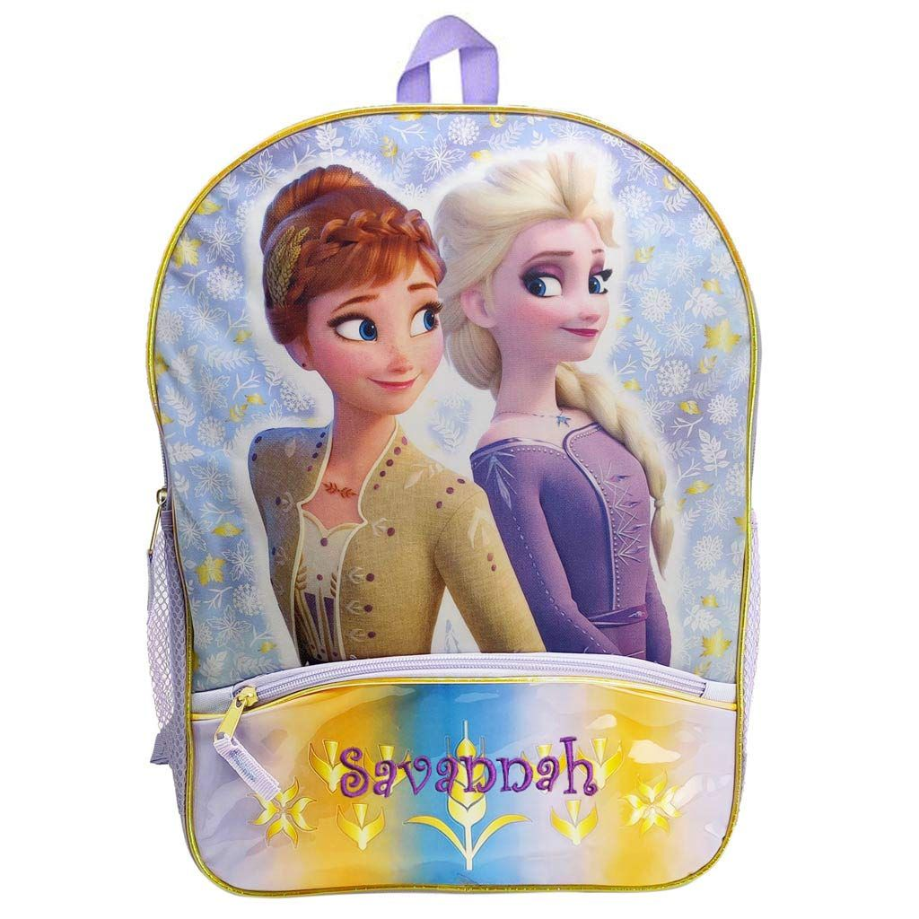 Personalized Disney's Frozen Backpack - 16 Inch
