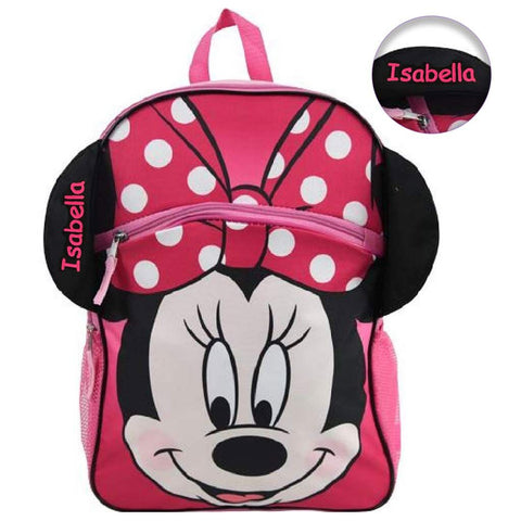 Personalized Minnie Mouse