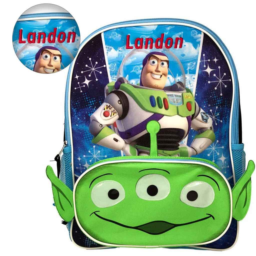 Personalized Toy Story Backpack - 16 Inch
