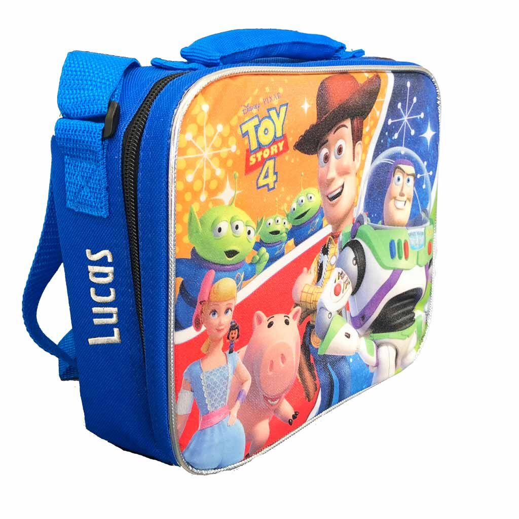 Personalized Toy Story 4 Lunch Box