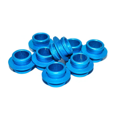 Cádomotus Aluminium 608 Spacer - Blue (10.05mm)