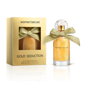 WOMEN'SECRET GOLD SEDUCTION  EDP 30ML