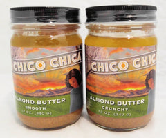 CHICO CHICA ALMOND BUTTERS  Case of 6/12 oz