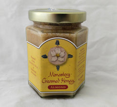 MONASTERY CREAMED HONEY Almond 8 oz