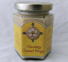 MONASTERY CREAMED HONEY  8 oz