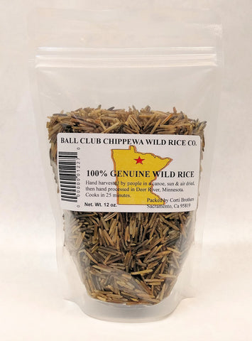 Ball Club Chippewa Wild Rice 12 oz