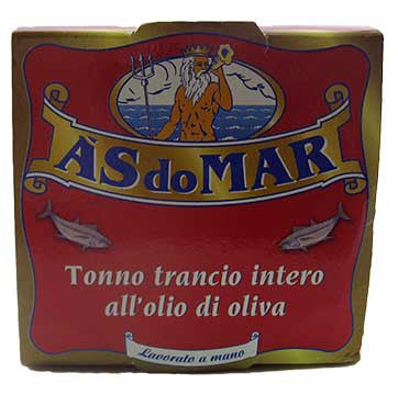 ASdoMAR Tuna In Olive Oil