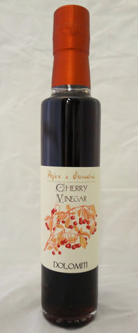 POJER e SANDRI CIGLIEGIE (Cherry) VINEGAR250ml