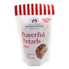 PRAYERFUL PRETZELS GLUTEN FREE 4 oz
