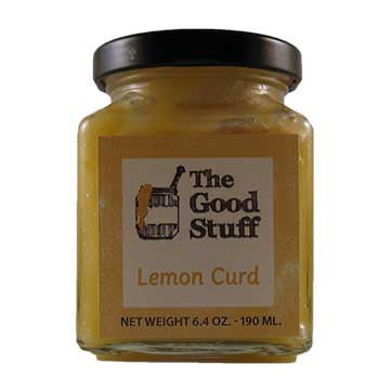 The Good Stuff Lemon Curd