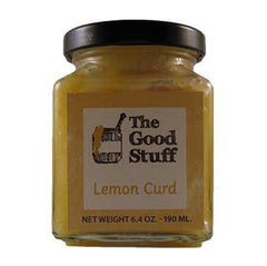 The Good Stuff Lemon Curd 6.4 oz