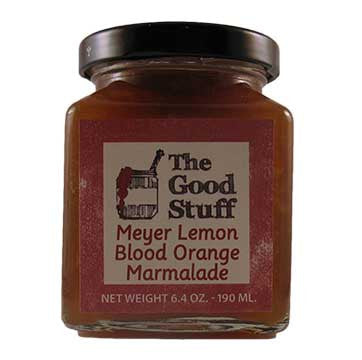 The Good Stuff Meyer Lemon-Blood Orange Marmalade